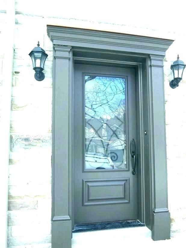 Fluted Casing Google Search Exterior Front Doors Exterior Door Trim Front Door Molding