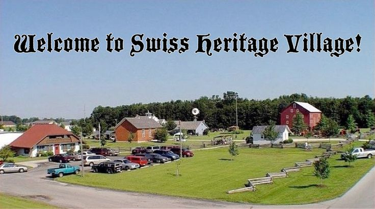 Swiss Heritage Village, Berne, Indiana