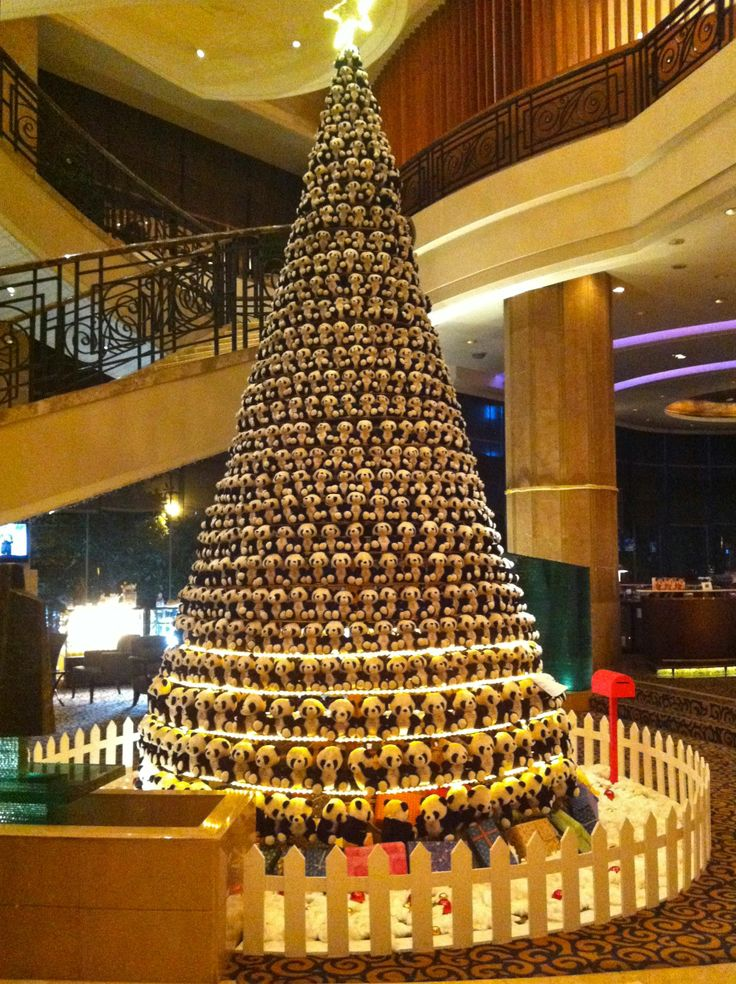 90 best lobby christmas trees images on pinterest