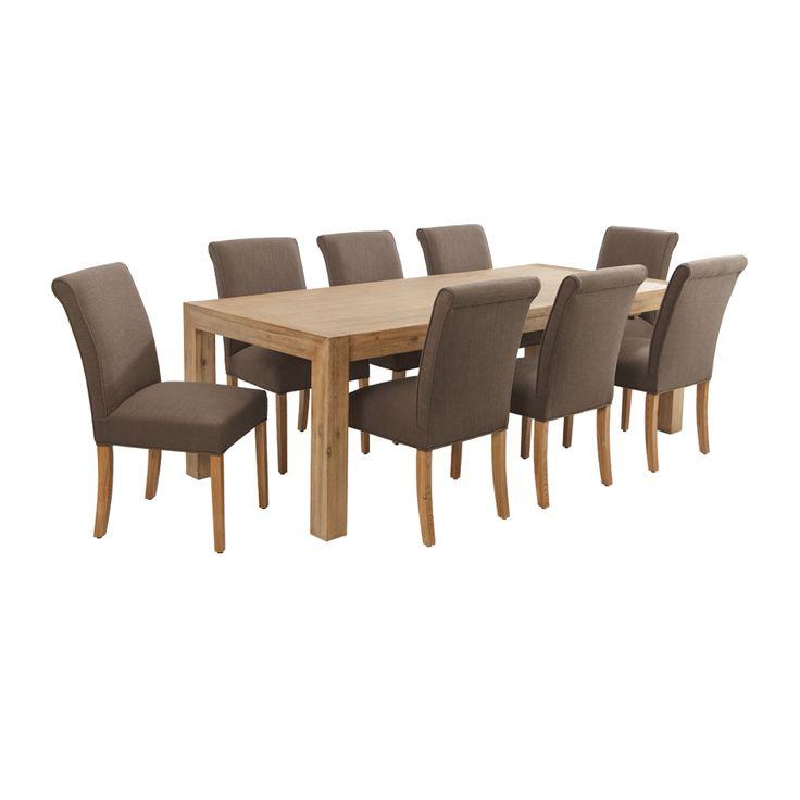 Dare Gallery - Dallas 230cm dining table