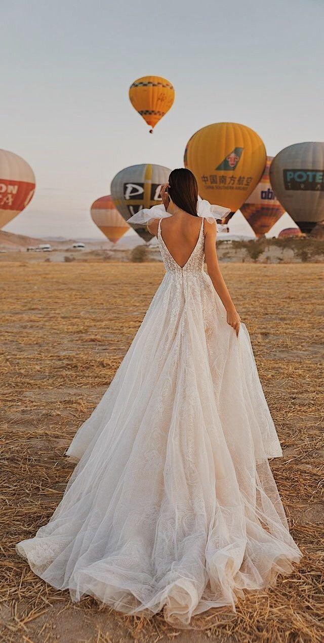 Boho Hochzeitskleid und Fotografie Ideen für Hochzeit ♥ 33
