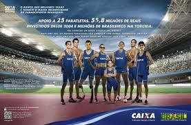 Resultado de imagem para propaganda de atleta paraolimpicos
