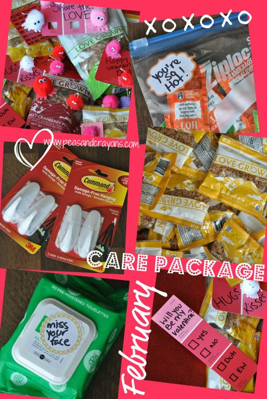 98 best Care Package Ideas images on Pinterest Gift ideas