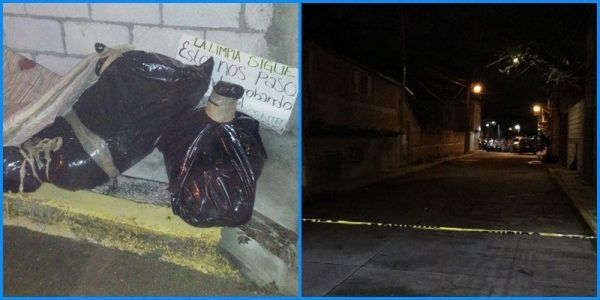 Domingo de desmembrados y decapitados en Chilpancingo - Bajo Palabra