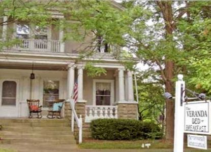 The Veranda Bed & Breakfast | Bardstown, Kentucky | BBOnline.com