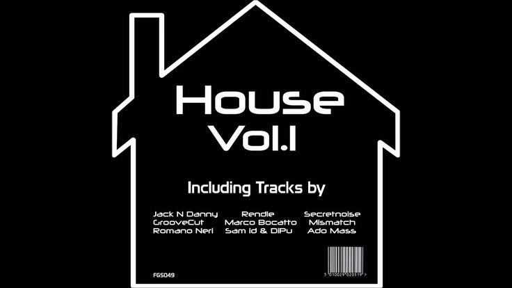 Various Artists   House Vol 1
