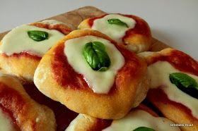 Pizzette con lievito madre