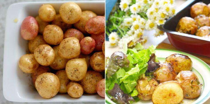 Так картофель готовят в Италии: на аромат сбегутся все соседи. Главное, даже чистить не нужно!