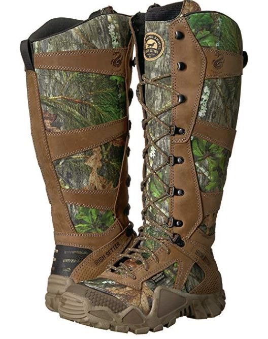 56164b4e08464 The Irish Setter Women s Vaprtrek Boots top our list of the best snake  proof boots for women!