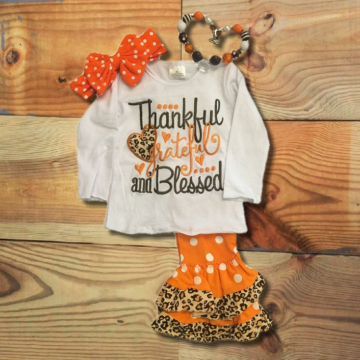 10 best Girls Thanksgiving Boutique Clothing images on Pinterest ...