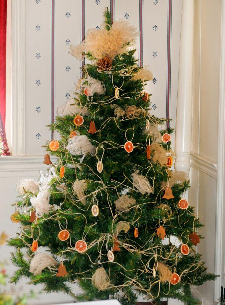 Beach Inspired Christmas Tree