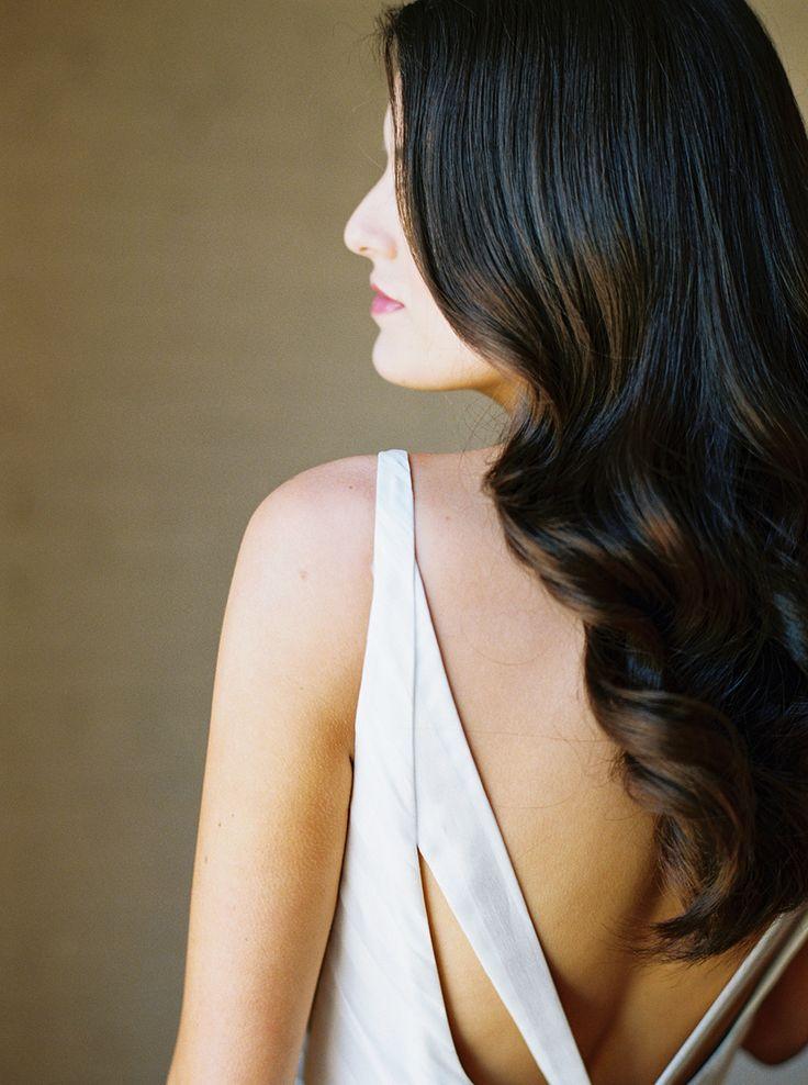 Best 25+ Wavy wedding hair ideas on Pinterest | Wedding ...