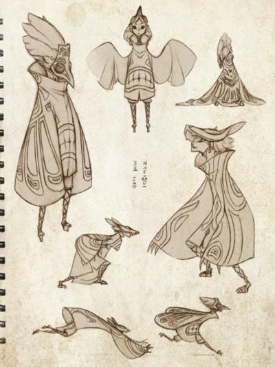 Single Line Character Art : Best images about concept art on pinterest cartoon