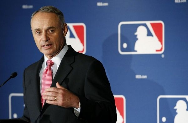 #MLB: Rob Manfred lanza advertencia a los clubes que escondan datos médicos de los peloteros