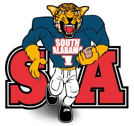 south alabama football logo - Google Search