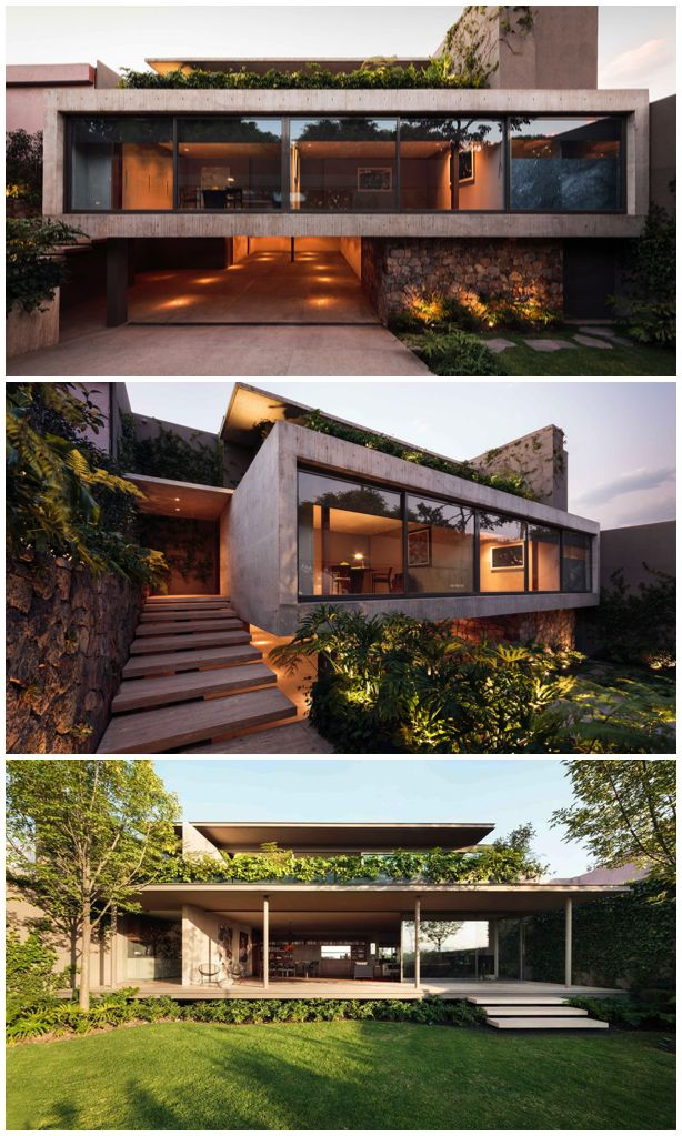Architect Jose Juan Rivera Rio's Modernist Casa Caucaso