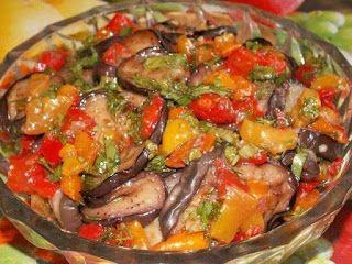 Самые вкусные рецепты: Быстрые маринованные баклажаны