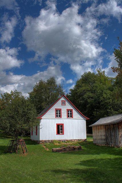 Village d'antan - Drummondville, Quebec, Canada
