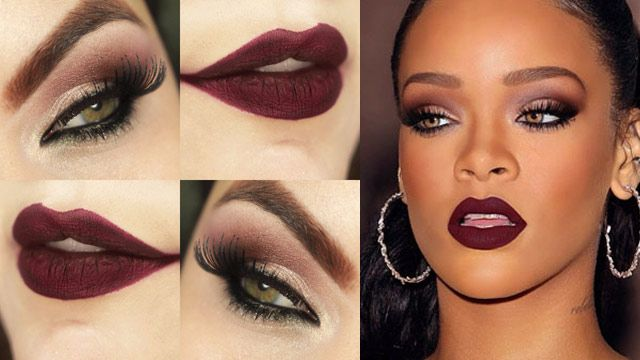 Tutorial – maquiagem lacradora da Rihanna