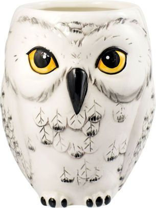 Alternative view 1 of Harry Potter Hedwig Mug