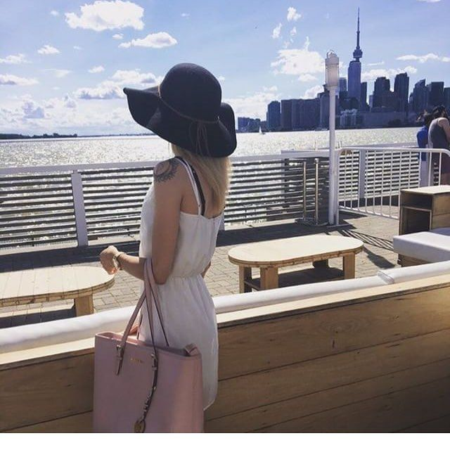 Bella (Mississauga) - Thats not a Yacht thats a boat  Fav drink: Red Wine  @bellacvella