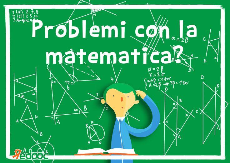 Redooc, tutta la matematica delle scuole superiori