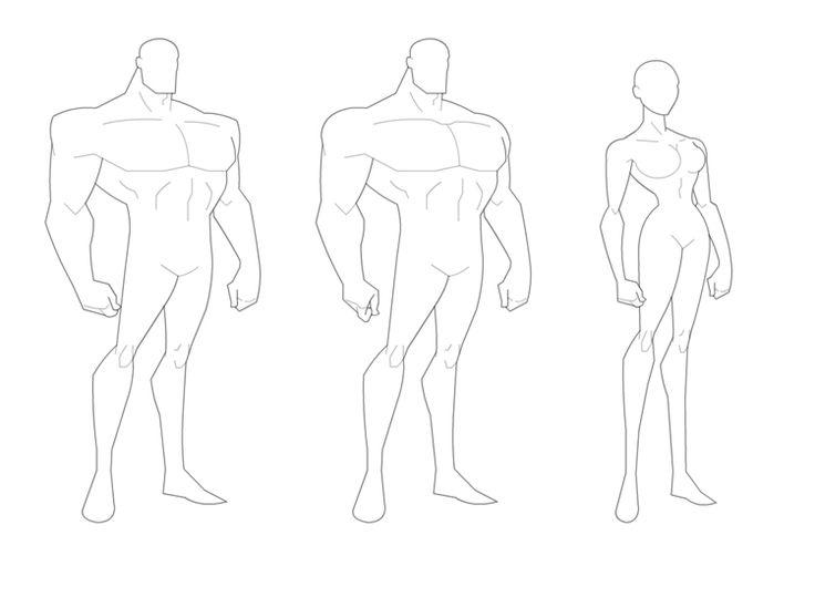 Bruce Timm's animation models Superhero Fan Art