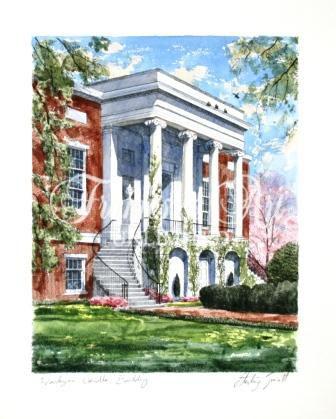 """The Candler Building"" – Wesleyan College  Sterling Everett"