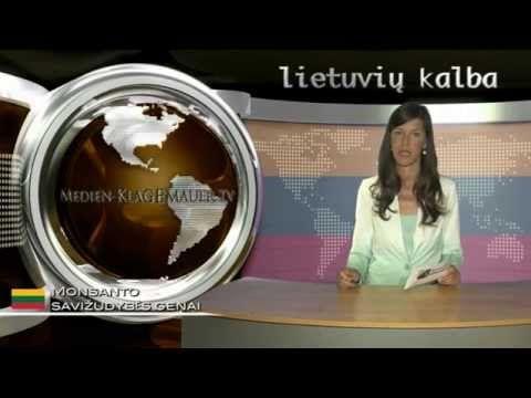 Monsanto savižudybės genai   Lietuvių   klagemauer.tv (grojaraštyje)