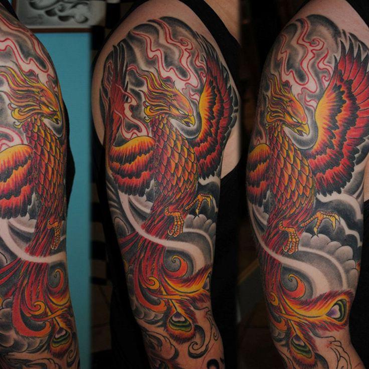 Undefined arm sleeve tattoo designs pinterest for 1 4 sleeve tattoo