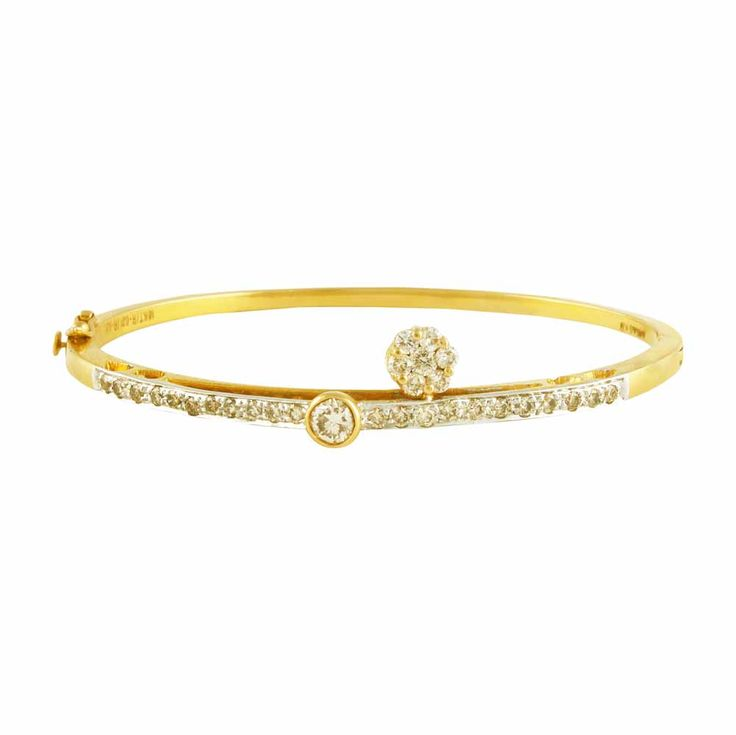 #diamond #bracelet #gold #Mehrasons #Jewellers #bridal #trousseau
