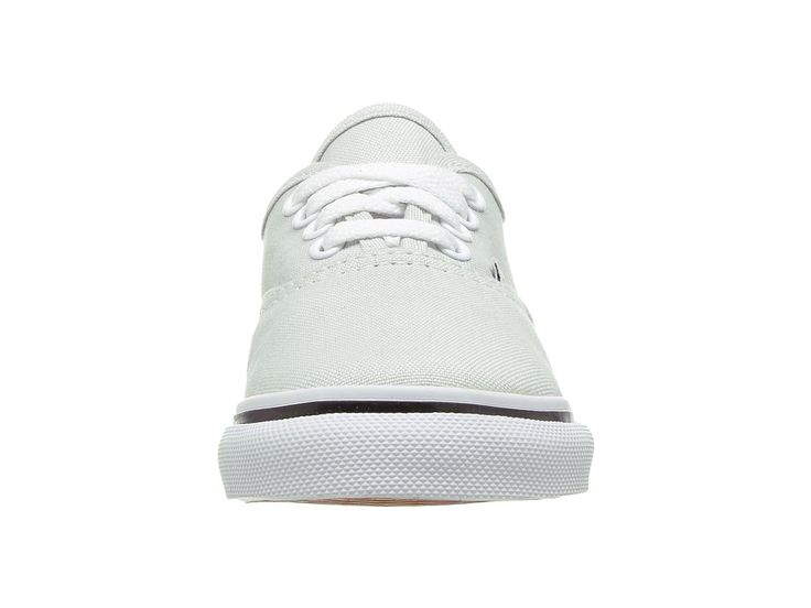 Vans Kids Authentic (Toddler) Girls Shoes Ice Flow/True White