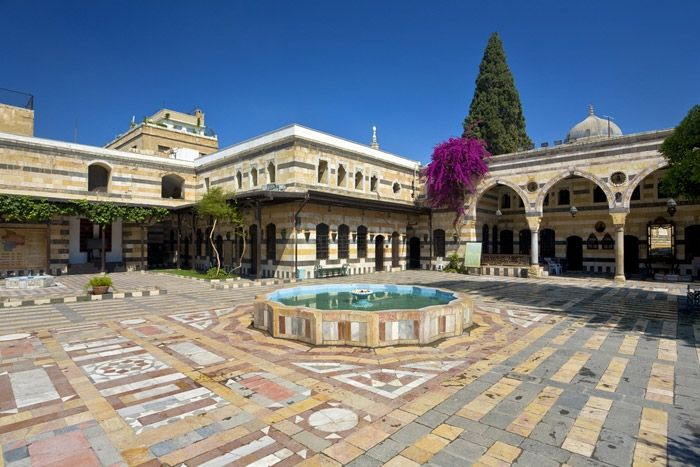 Damascus, Syria http://www.vacationhomes.net/
