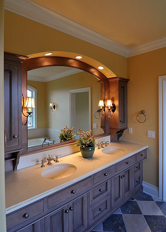 247 best images about bathrooms on pinterest for Country master bathroom ideas