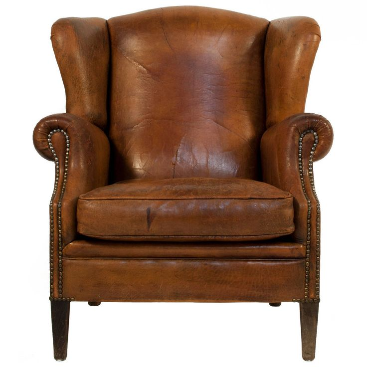 Best 25 Leather wingback chair ideas on Pinterest Living room