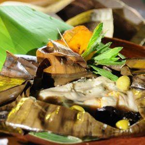 ::AL SABOR DEL CHEF:: Recetas, consejos y más para la cocina. Tamales chiapanecos.