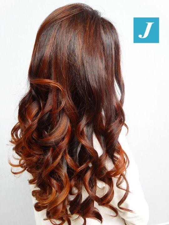 Inimitabile Degradé Joelle! #cdj #degradejoelle #tagliopuntearia #degradé #igers #musthave #hair #hairstyle #haircolour #longhair #ootd #hairfashion #madeinitaly #wellastudionyc