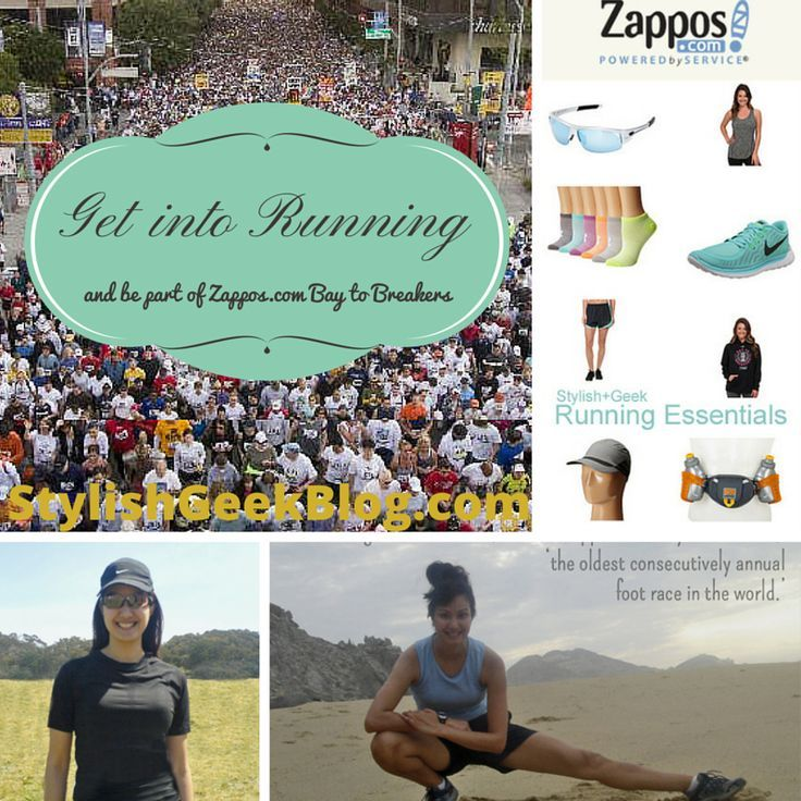 Would It Be Amazing To Run In The 'Oldest Consecutively Run Annual Foot Race In The World'?  New Post on Stylish+Geek Blog -How to Get into Running with http://Zappos.com?utm_content=buffer016cf&utm_medium=social&utm_source=pinterest.com&utm_campaign=buffer Bay to Breakers…