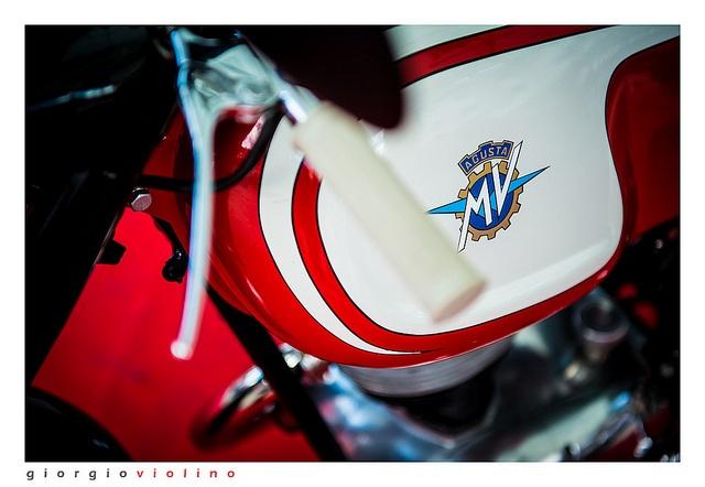 MV Agusta by Giorgio Violino, via Flickr