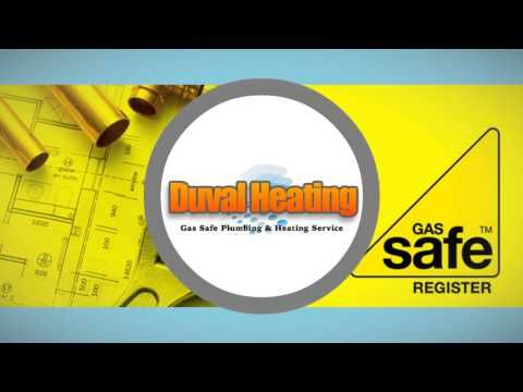 Duval Heating Gas Safe Registered Engineers