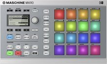 Native Instruments - Maschine Mikro Controller - White