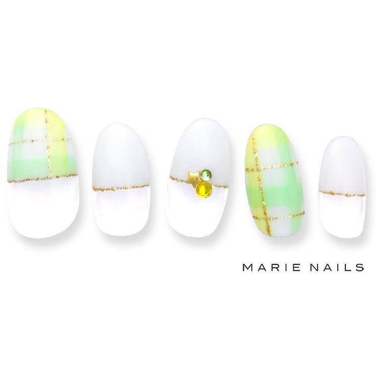 #マリーネイルズ #marienails #ネイルデザイン #かわいい #ネイル #kawaii #kyoto #ジェルネイル#trend #nail #toocute #pretty #nails #ファッション #naildesign #awsome #beautiful #nailart #tokyo #fashion #ootd #nailist #ネイリスト #ショートネイル #gelnails #instanails #marienails_hawaii #cool #french #check