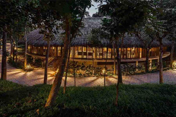 Dusai Resort & Spa by VITTI Sthapati Brindo Ltd. | Photo Courtesy : Hasan Saifuddin Chandan