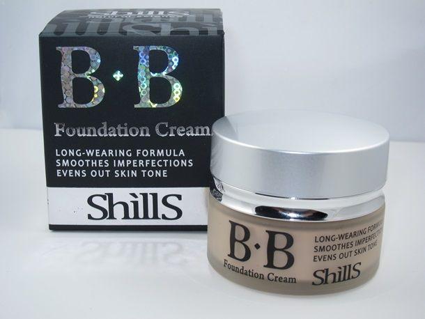 Shills BB Foundation Cream
