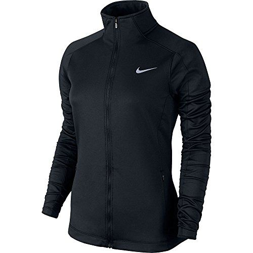 NIKE Nike Women'S Dri-Fit Thermal Full Zip Running Jacket. #nike #cloth #