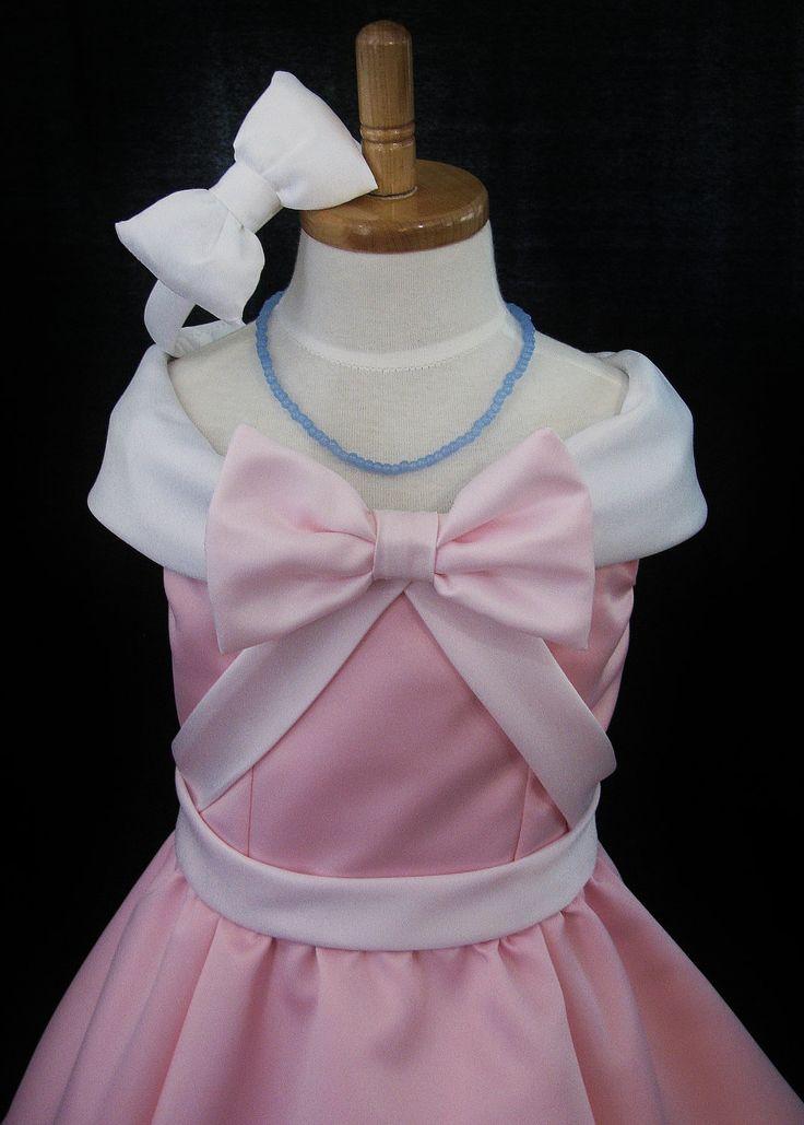 Pink Cinderella Gown