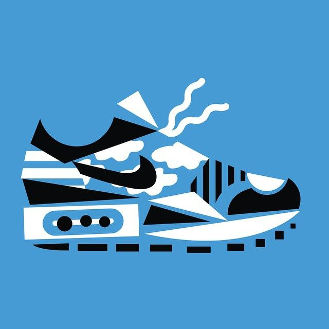 Happy #AirMaxDay! #airmax #illustration by #LaurenRolwing