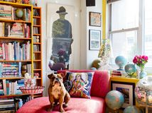 Fort Worth, TX: Mike & Ann Williams - Eclectic - Bedroom - Dallas - Sarah Greenman