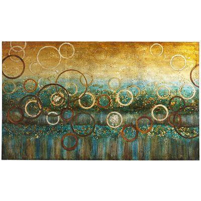 Azure Rings Art