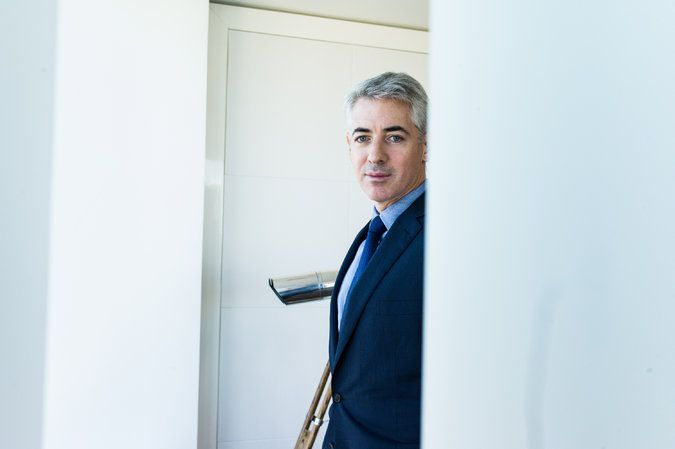 Bill Ackman's Enigmatic Approach to Valeant Pharmaceuticals - The New York Times